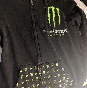 Monster Energy Zip up